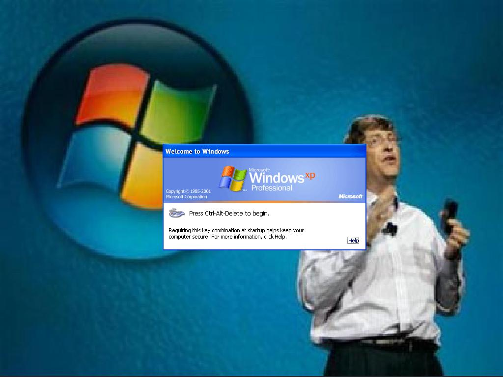 How to Change Windows XP Logon Screen background | Explore